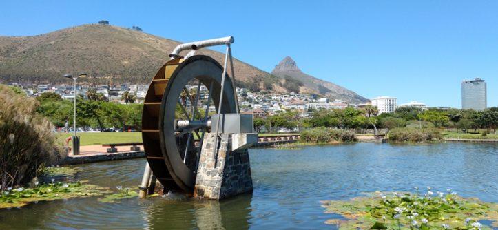 Green Point Urban Park, Cidade do Cabo