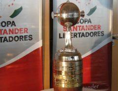 Final da Libertadores em Cape Town